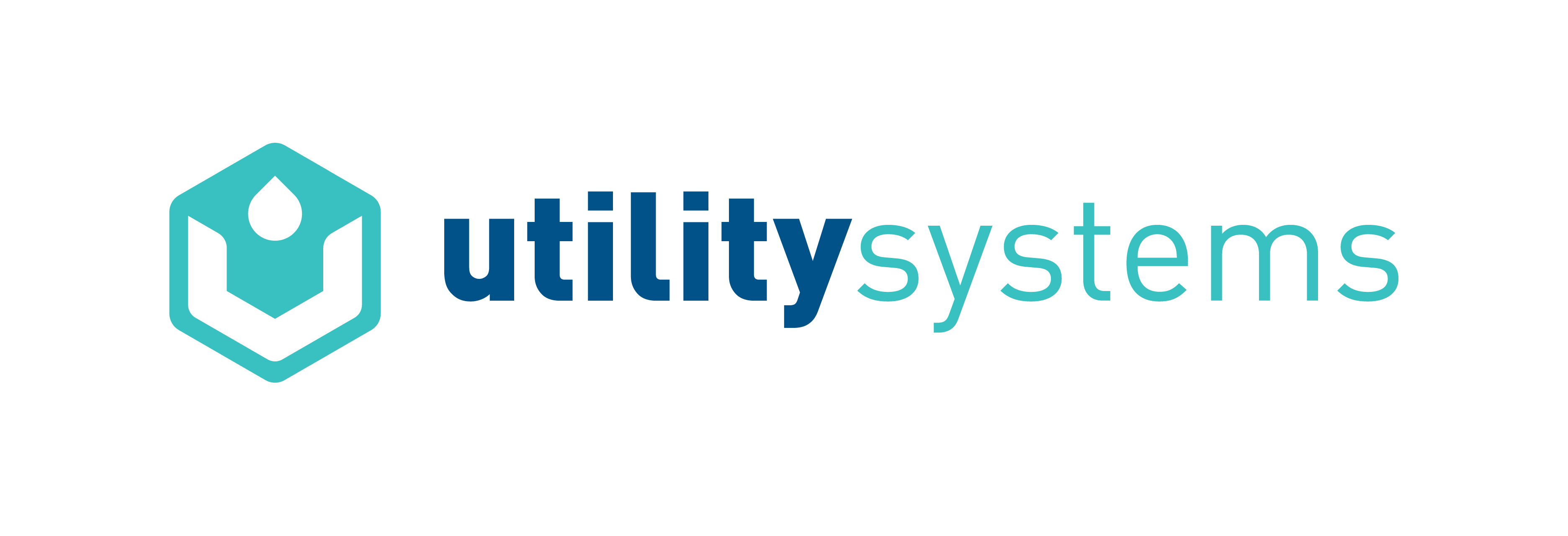 Utility systems logo